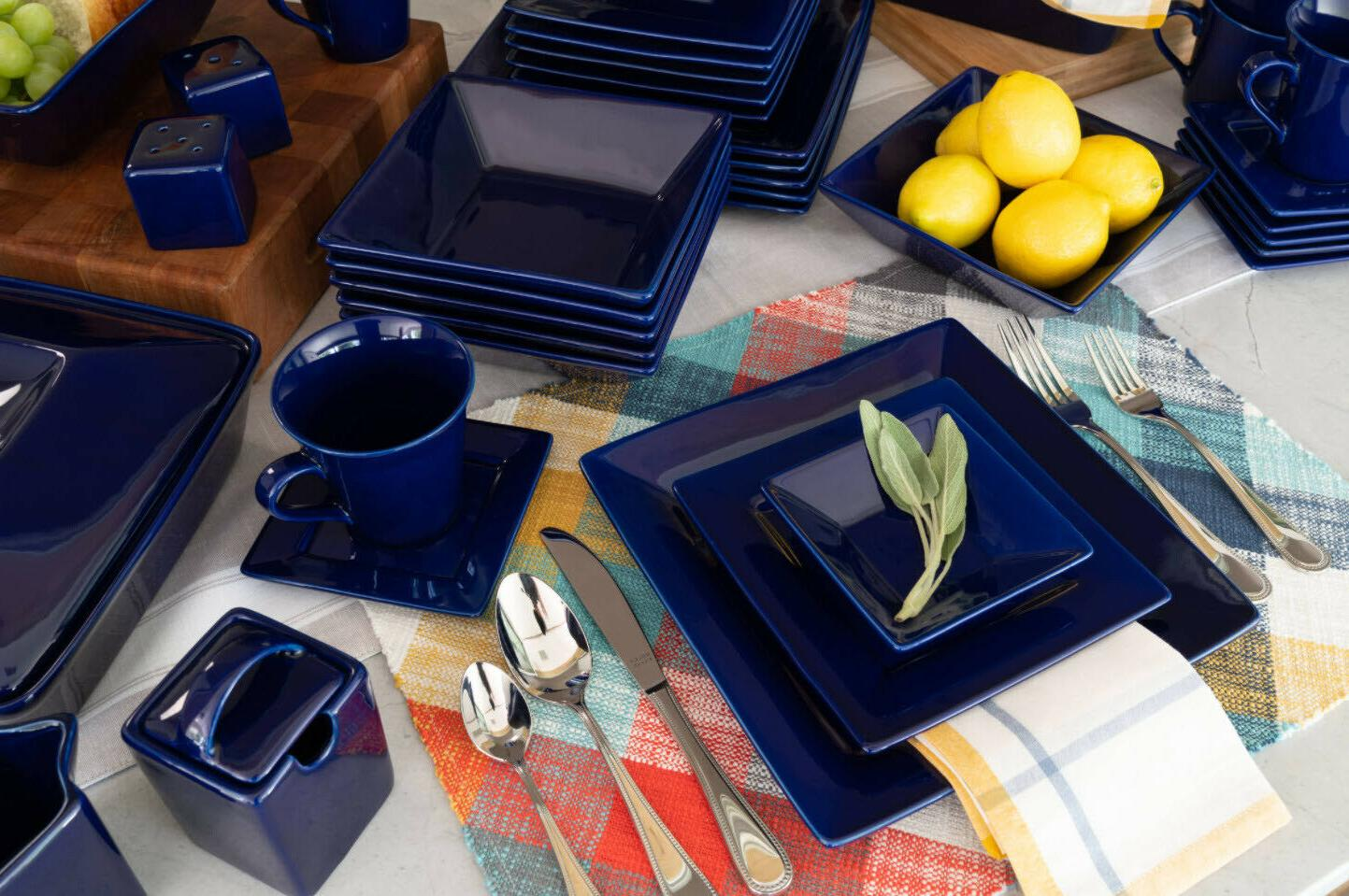 DINNERWARE Cobalt Stoneware