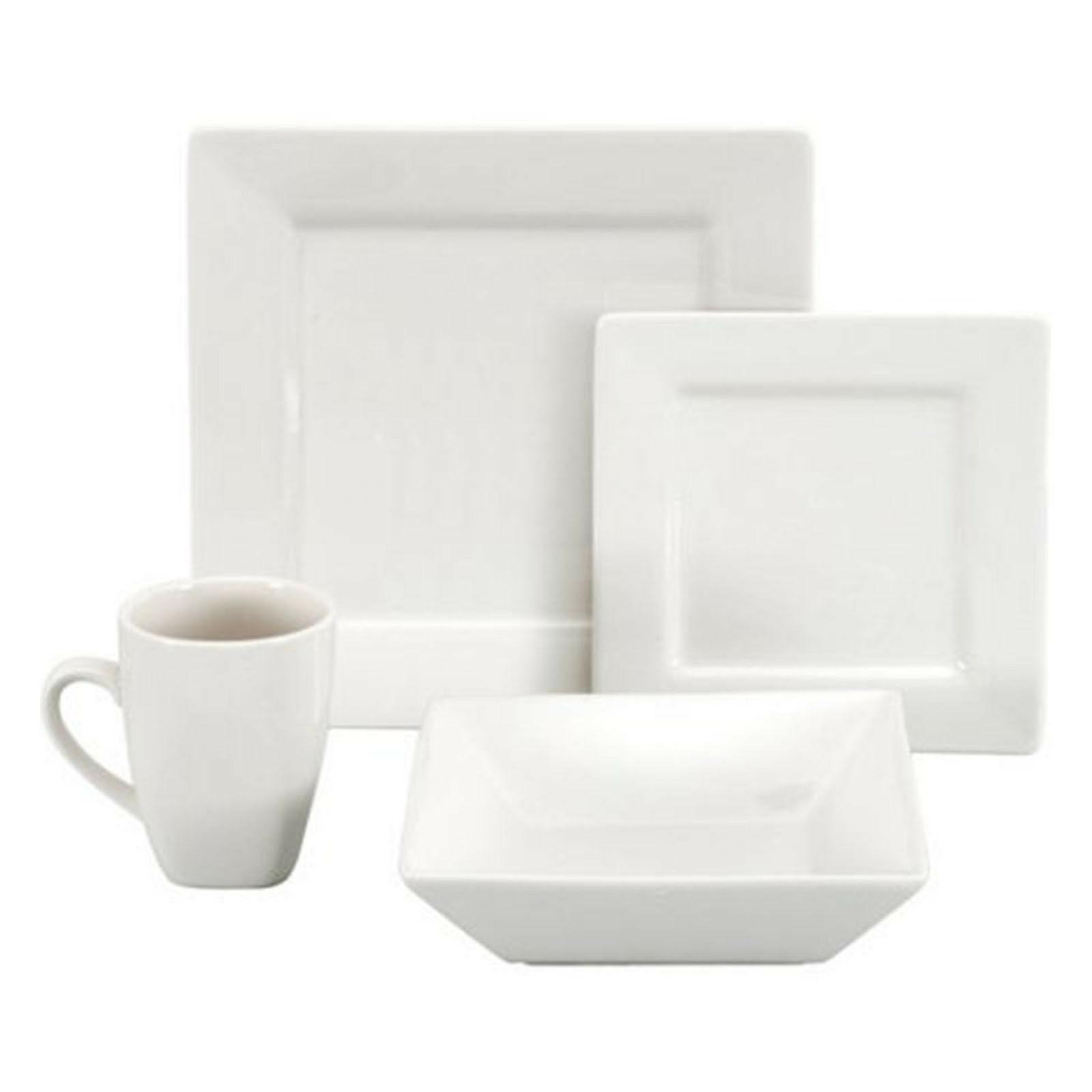 Dinnerware Set For Dishes Bowls