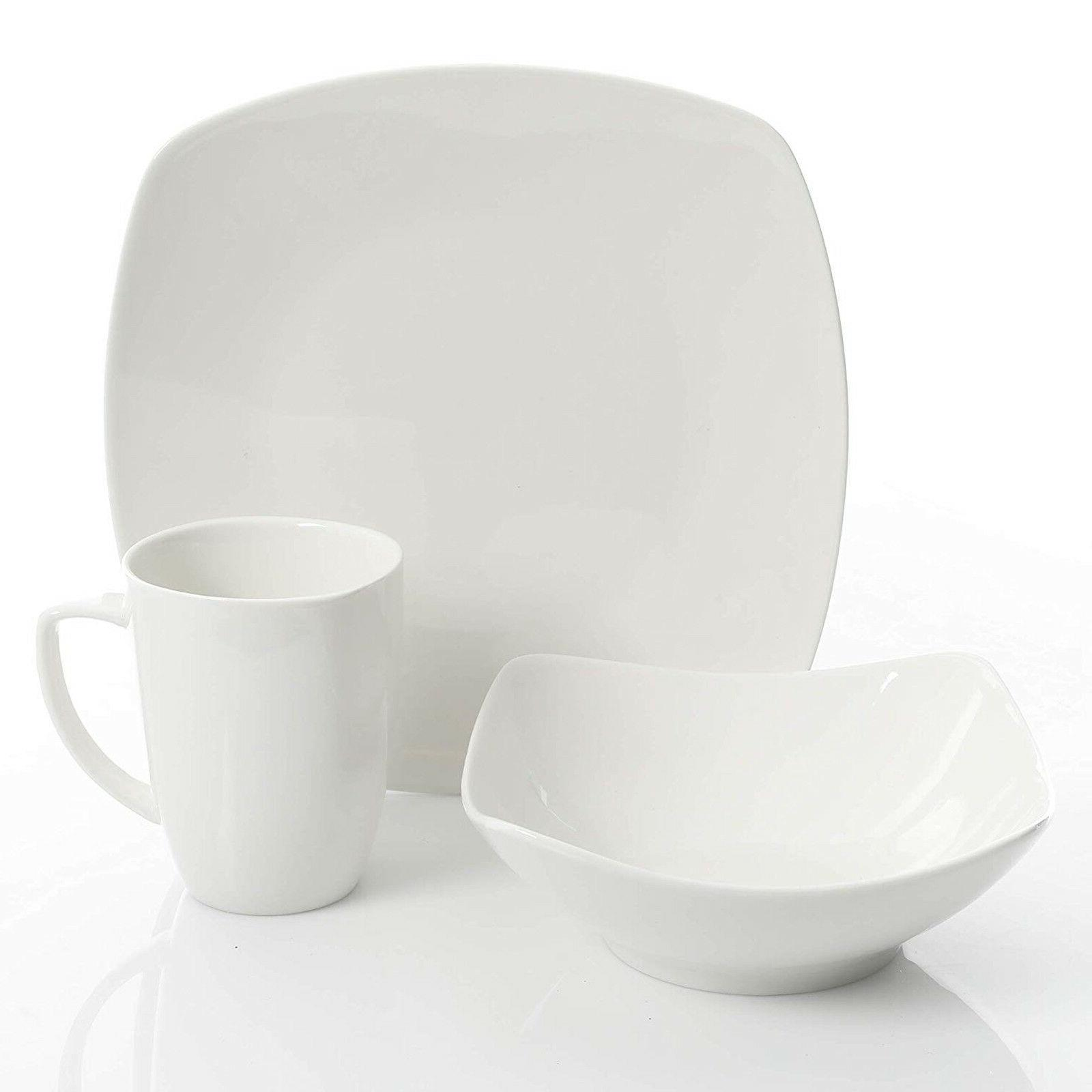 Dinnerware Gibson Home 12pc Dishes Cooking