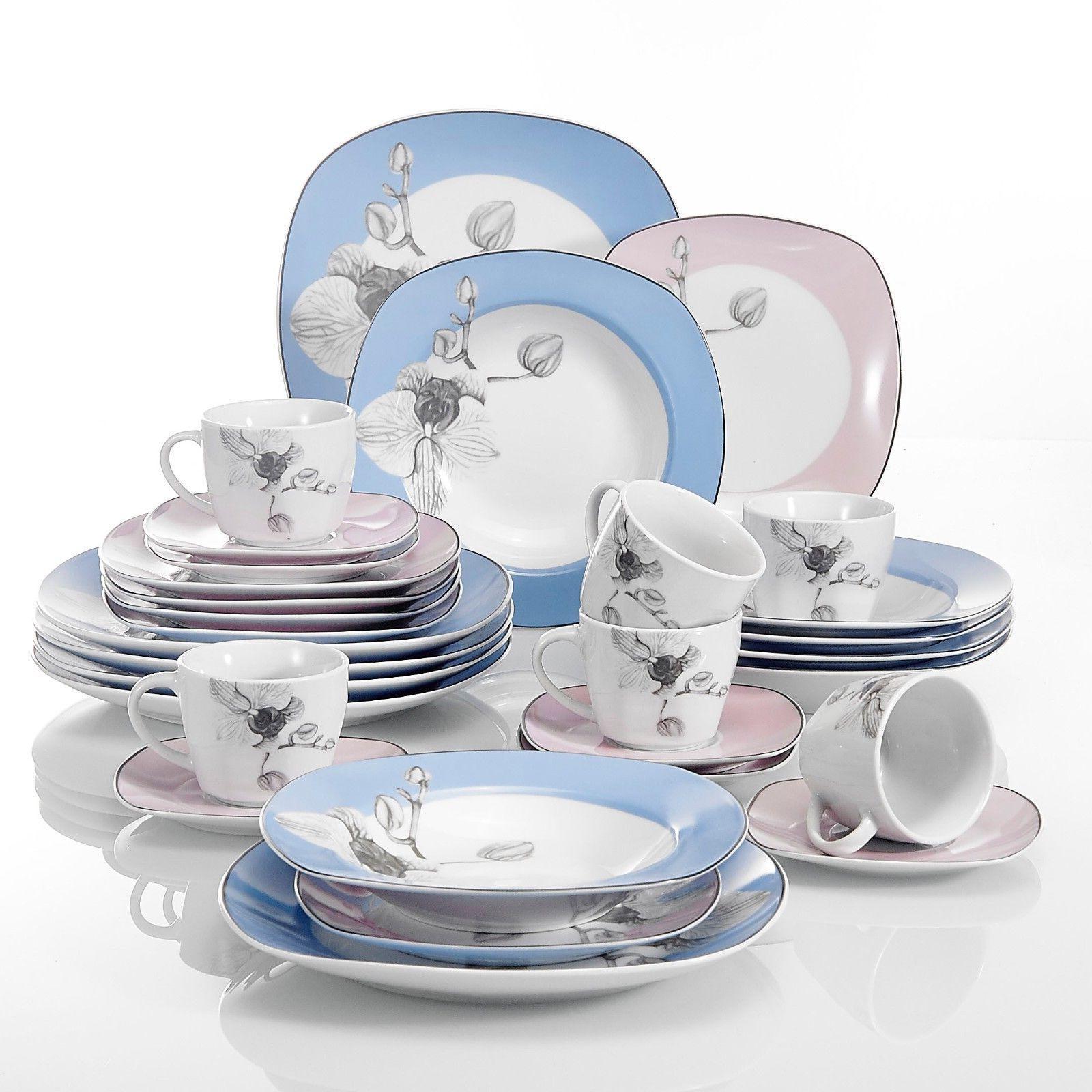 dinnerware set multi color patterns patterns kitchen