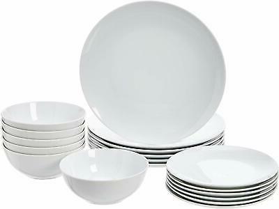 dinnerware set porcelain coupe