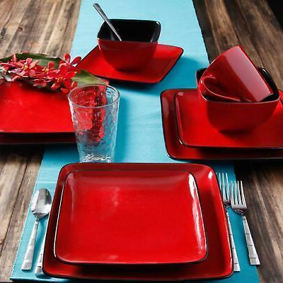 Dinnerware Serving Dishes Plate Mug Bowl 32 Color