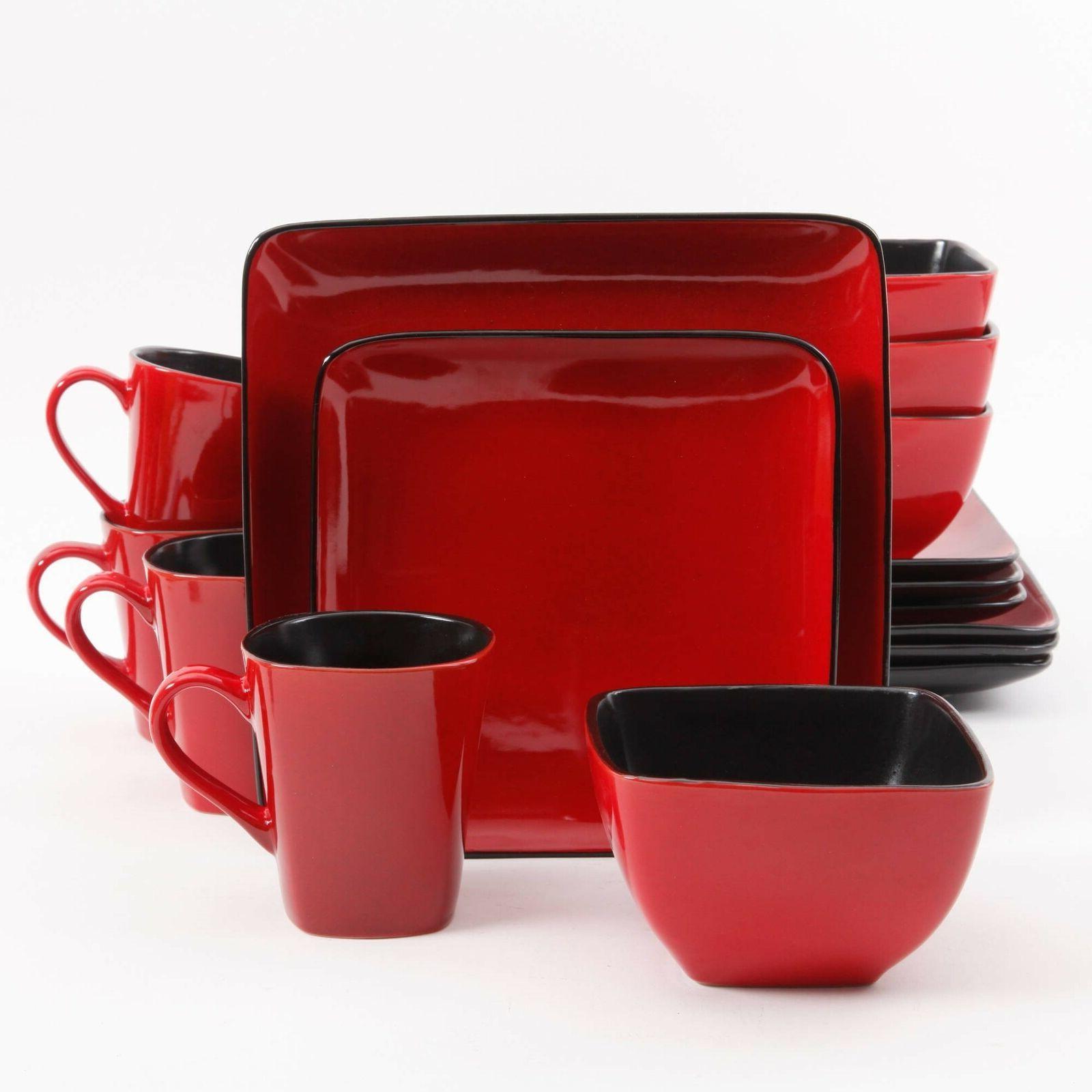 dinnerware set serving dishes plate mug bowl