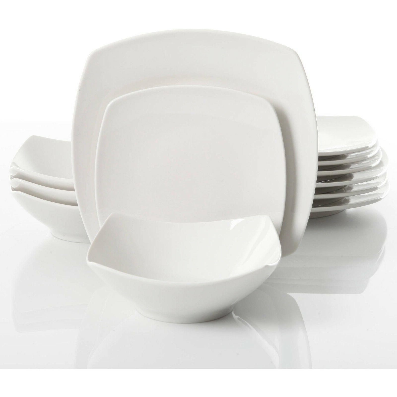 Dinnerware Banquet Piece White Dinner Plates