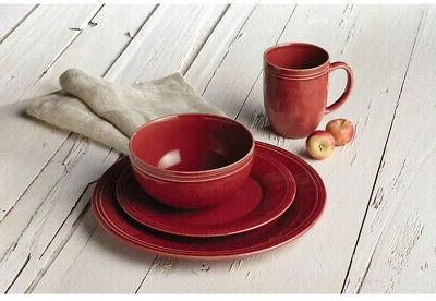 RACHAEL RAY Set Stoneware, Microwave and Safe,