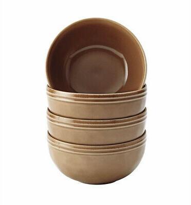 RACHAEL Dinnerware Set Stoneware, Microwave/Freezer Safe,