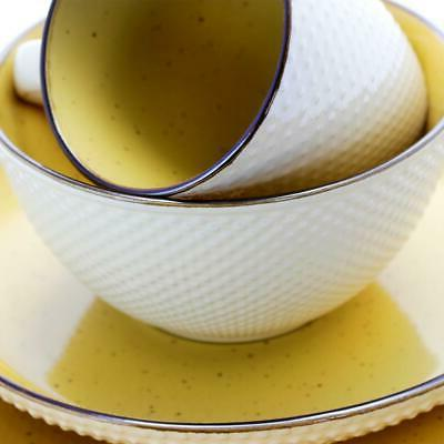 Dinnerware Dishwasher and Safe Yellow