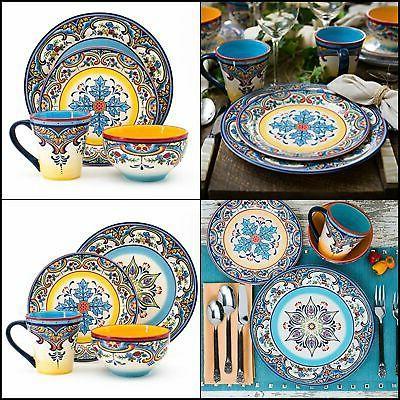 dinnerware set zanzibar serving dishes