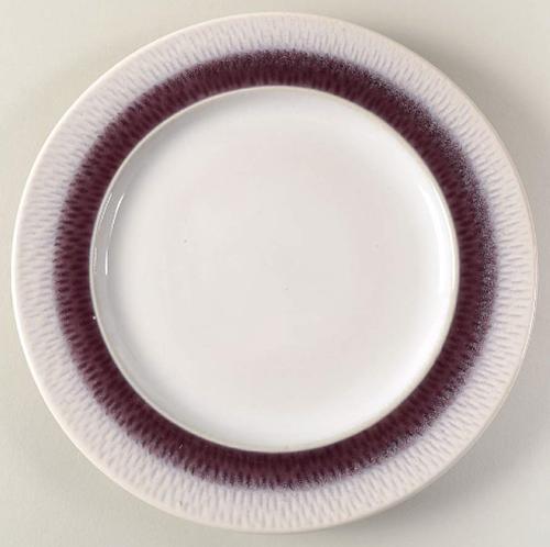 Pfaltzgraff Dinnerware Set Stoneware, Plum
