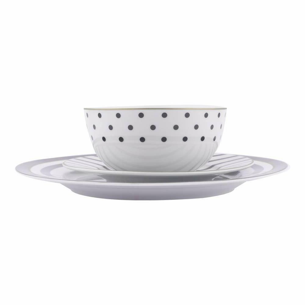 18-Piece Dinnerware Modern 6