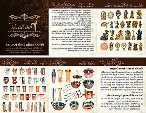 Prisha Craft Steel Thali, 10 of