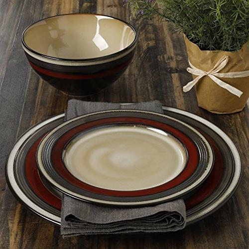 Gibson 116869.12R Dinnerware Cream