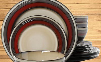 everston dinnerware set