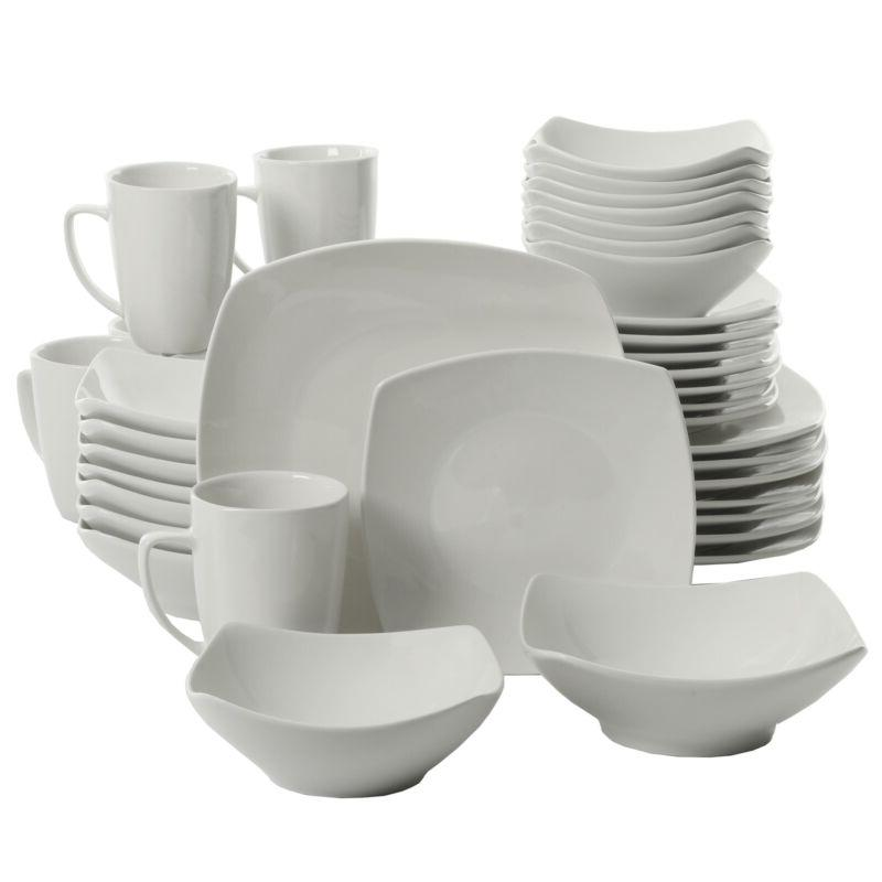 Gibson Square Expanded 40-Piece Place Setting