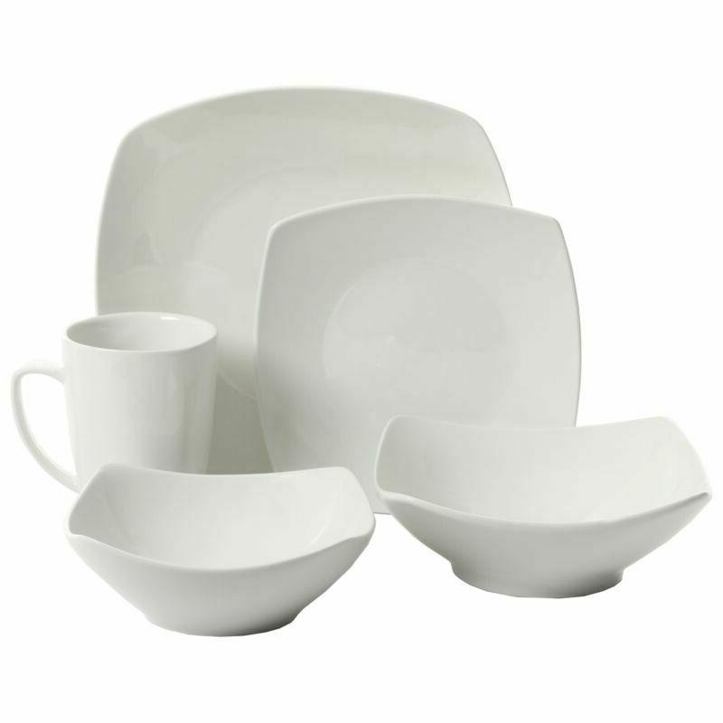 Gibson Home Expanded 40-Piece Dinnerware Place Setting