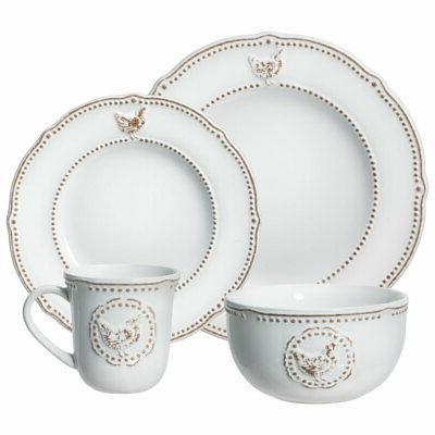 farmhouse dinnerware set