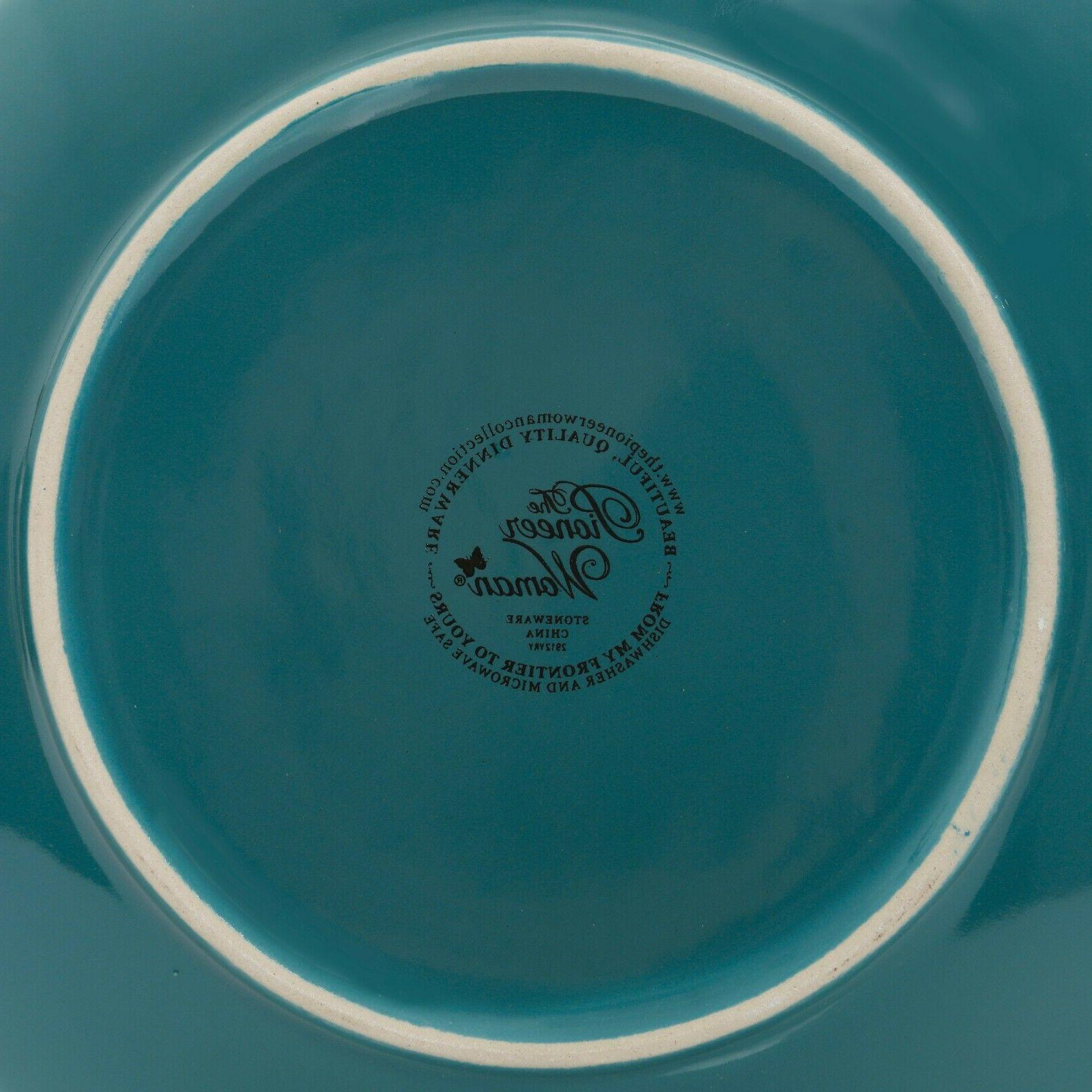 The Pioneer Woman Lace Teal