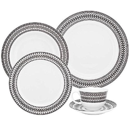flamingo sense porcelain dinnerware set