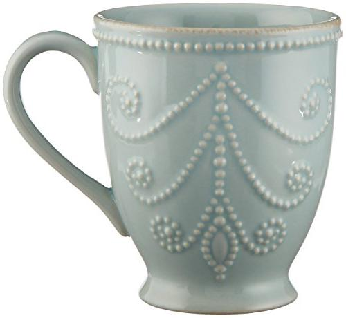 Lenox French Ice Blue Pc Setting
