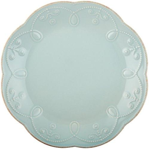 Lenox French Perle Ice Blue 4 Pc Setting