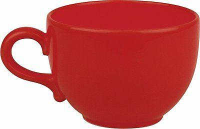 fun ii red jumbo cups