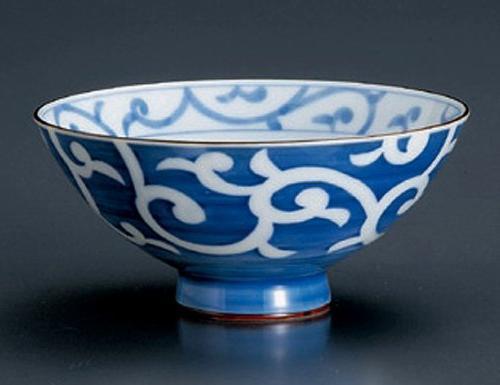 futo karakusa jiki japanese porcelain
