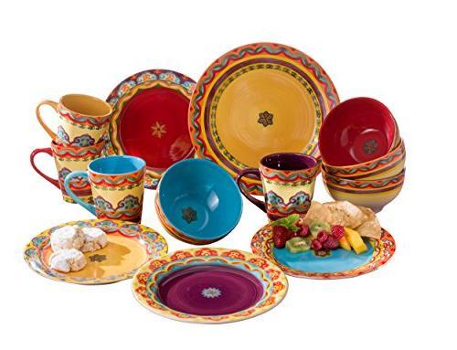 galicia dinnerware set