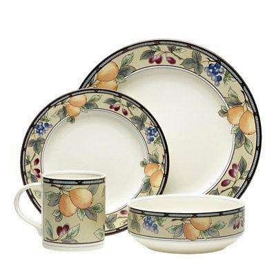 Mikasa Garden Piece Dinnerware Set