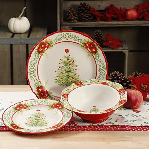 garland dinnerware set
