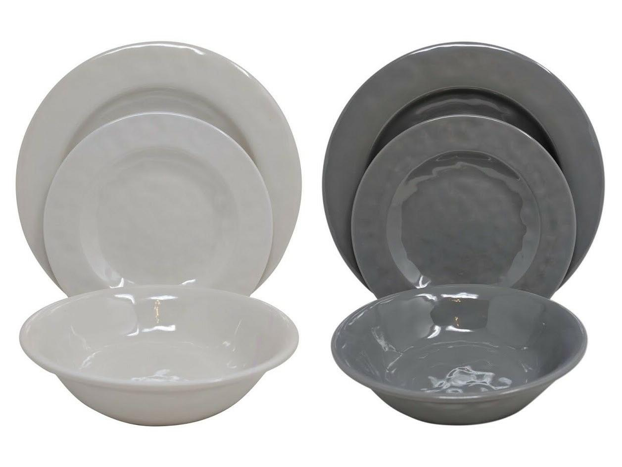 gianna s home 12 piece solid color