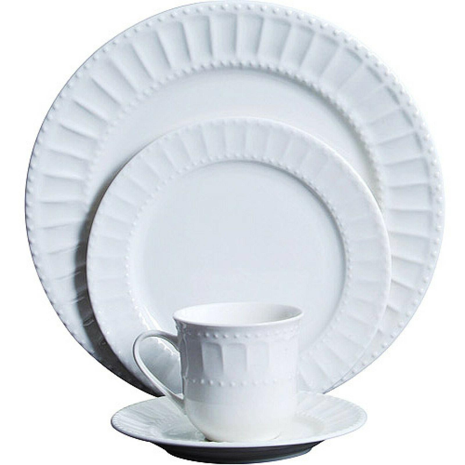 Gibson Dinnerware Service for 6