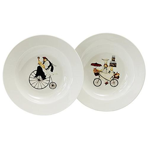 gourmet chefs go stoneware bowl