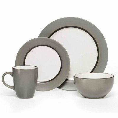 grayson 16 piece dinnerware set