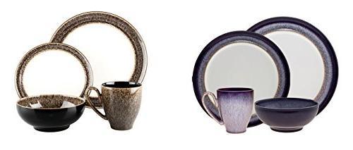 heather praline dinnerware set