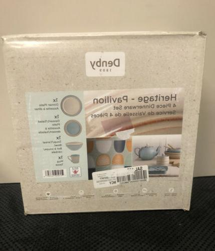 Denby Pc Setting Set One NWT