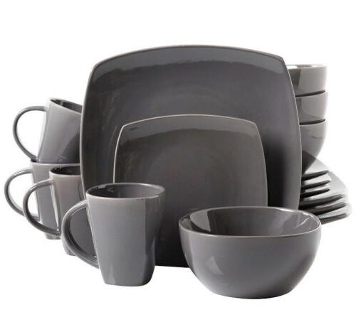 home soho lounge dinnerware set 16 pieces