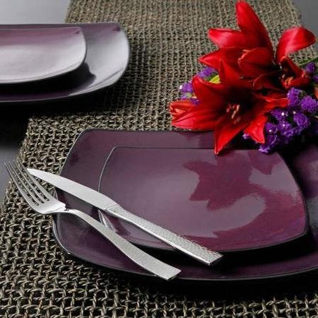 home soho lounge square dinnerware