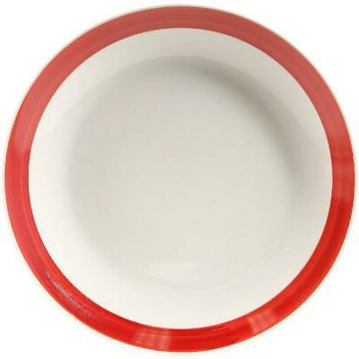 Kitchen Essential Dinnerware and Pans Red