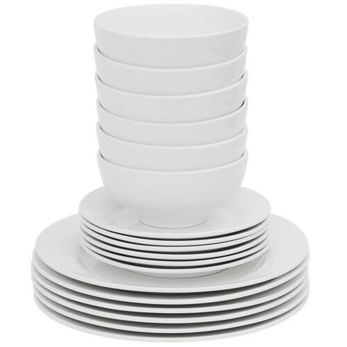 Dinnerware Set Plates Bowls