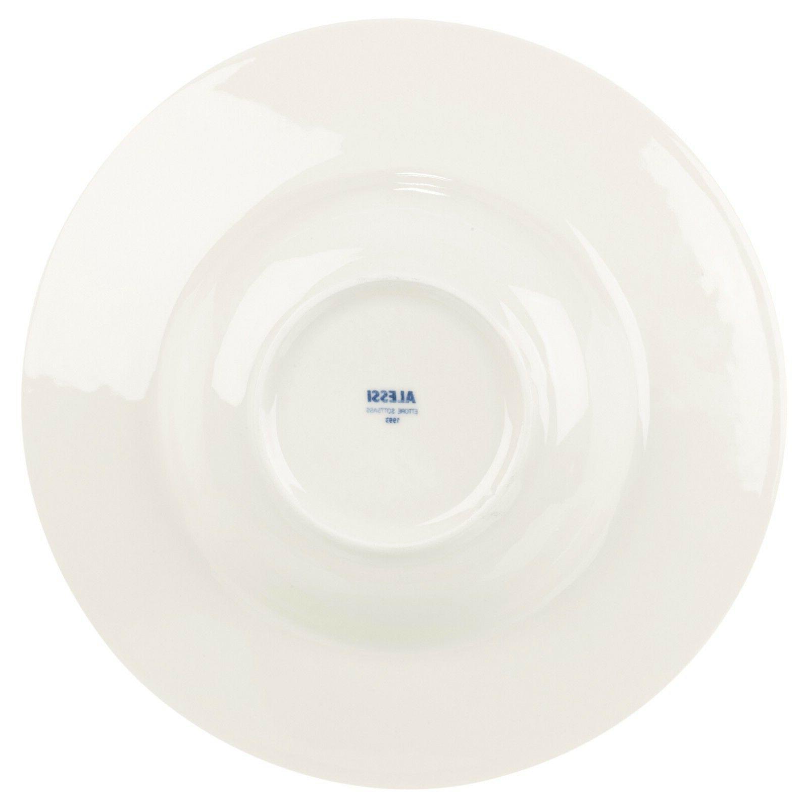 ALESSI La Service Porcelain Tableware Dining Plate Bowl Set