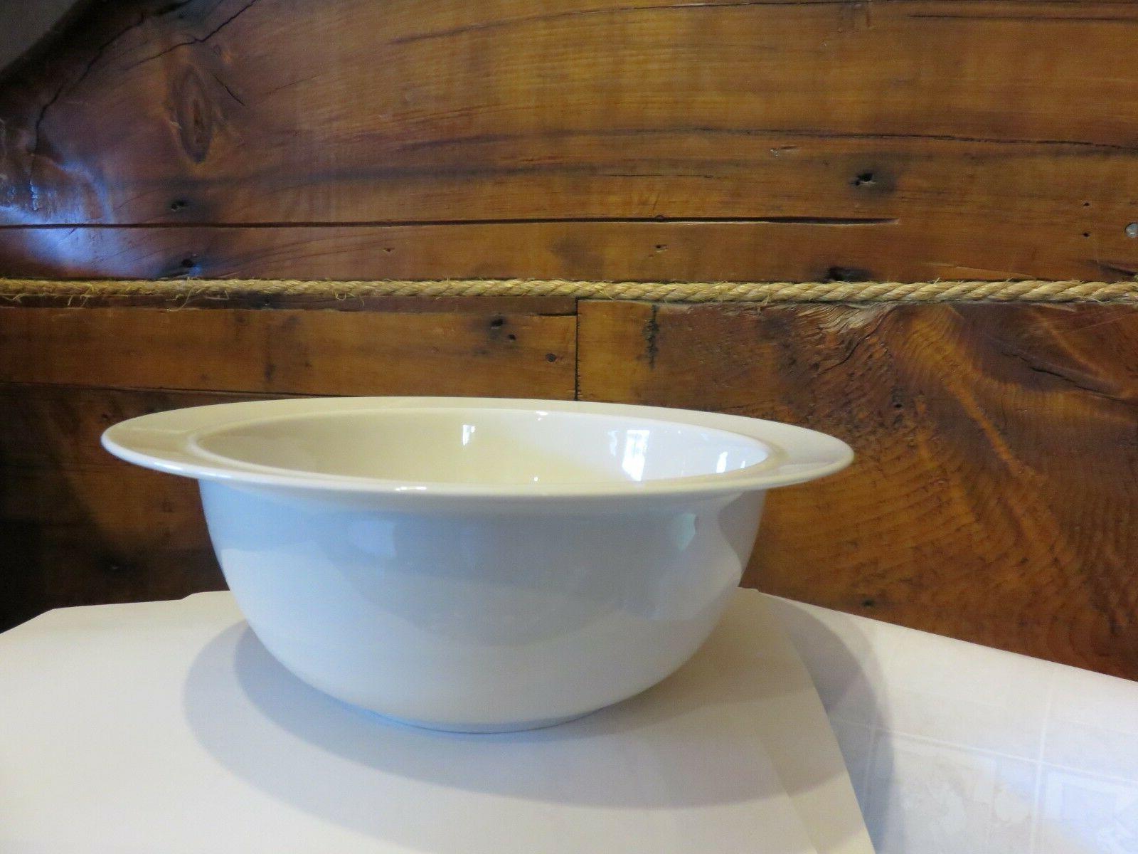 Alessi La Porcelain White Bowl 1993