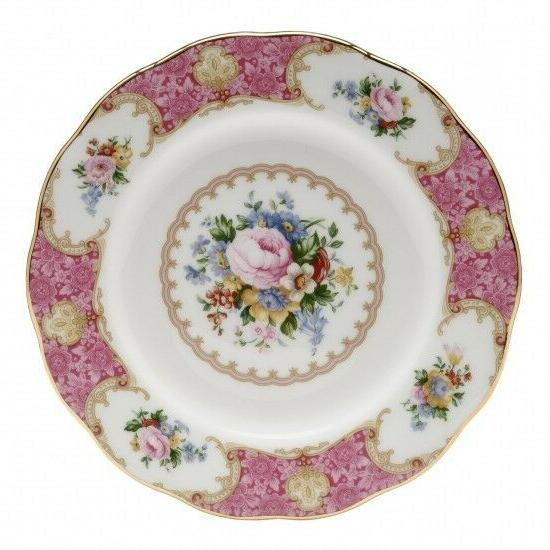 Royal Albert Lady Carlyle 60 for 12 or Pc for 8 or Pc