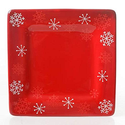 Laurie Snowman 12 Set, Red