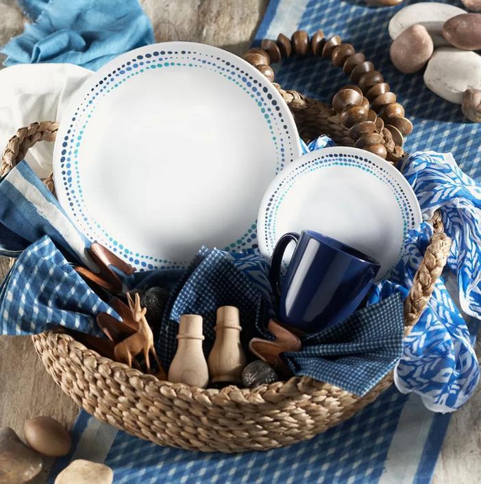 Livingware Set, for 4