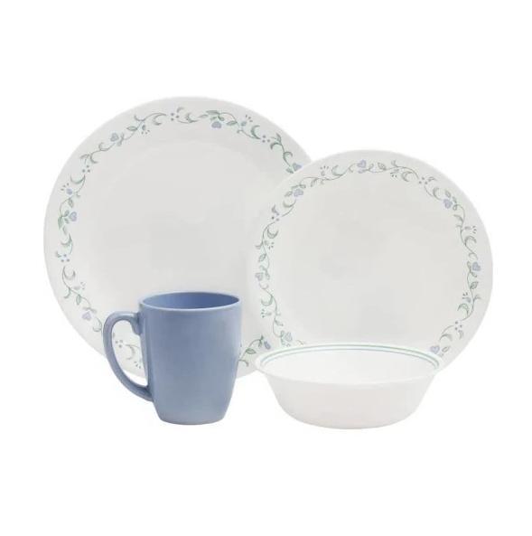 Livingware Country Cottage 16pcs Dinnerware Set Plate -