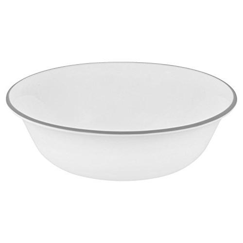 livingware mystic gray soup cereal