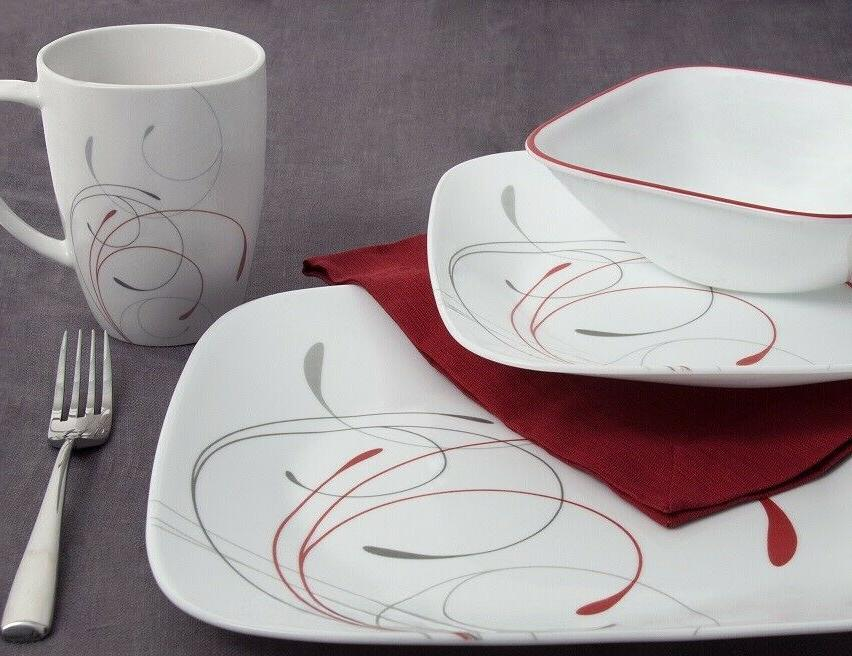 Corelle 16-piece for 4 NEW