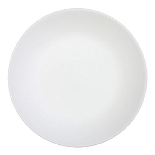 Corelle Frost Dinnerware 16 Piece, White,
