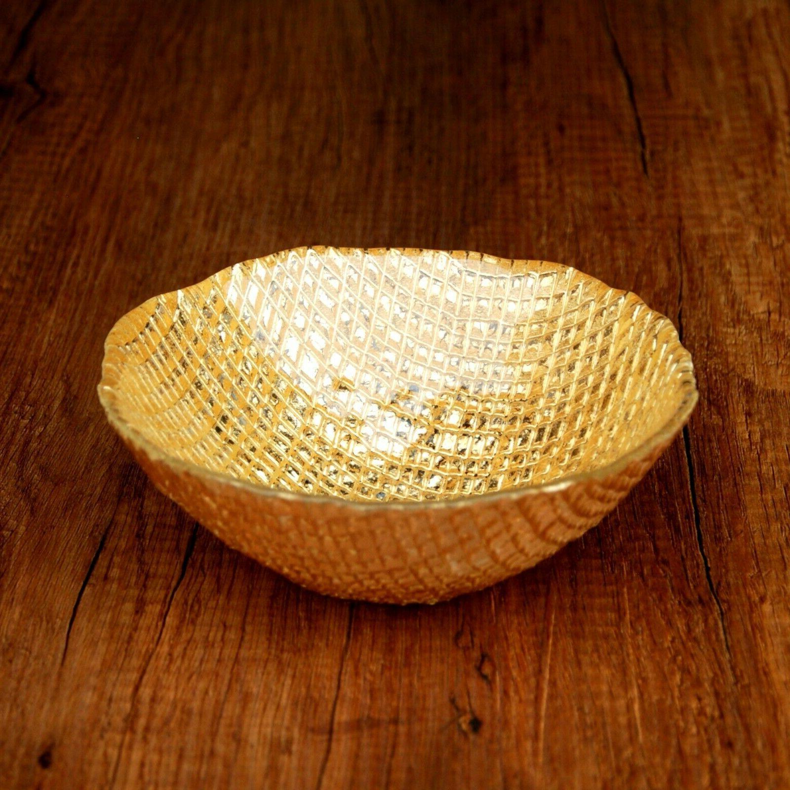LUMIERE 12 Gold Dinnerware