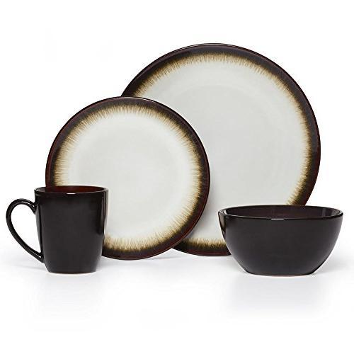 lunar green dinnerware set